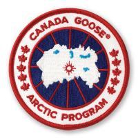 Logo of Canada Goose hiring for jobs in Canada on GrabJobs